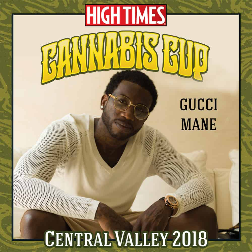 Lauryn Hill, Lil Wayne, Gucci Mane: Here's the Music Lineup for Cannabis Cup Central Valley