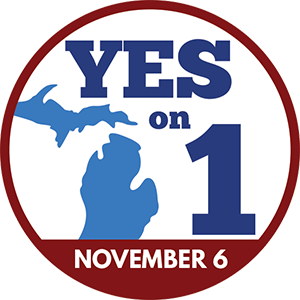 Vote Yes on Proposal 1 in Michigan