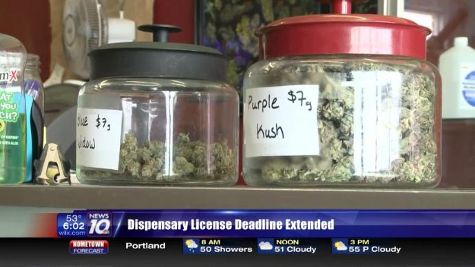 Medical Marijuana Shop Licensing Deadline Put on Hold by Judge