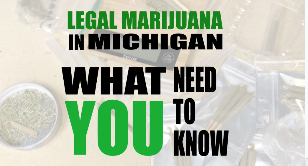 Michigan Bill to Ban Growing Marijuana at Home Fails
