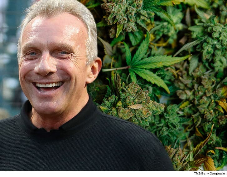 Joe Montana Invests Heavily In Marijuana Business