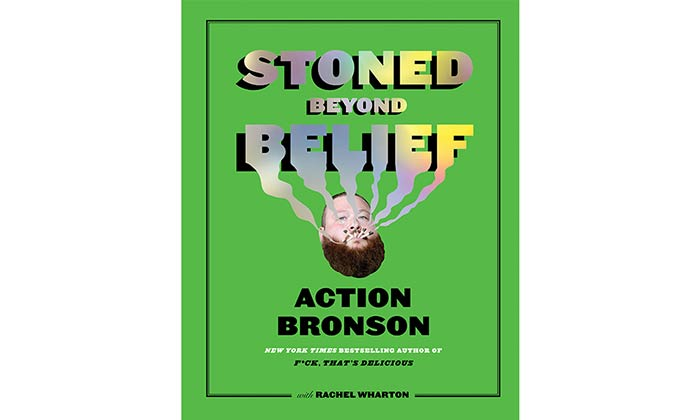 Stoned Beyond Belief Book Cover