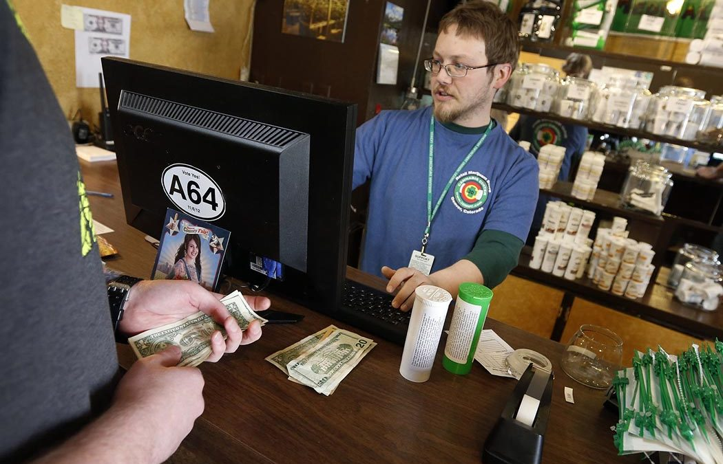 Attorneys General Ask Congress To Advance Marijuana Banking Bill