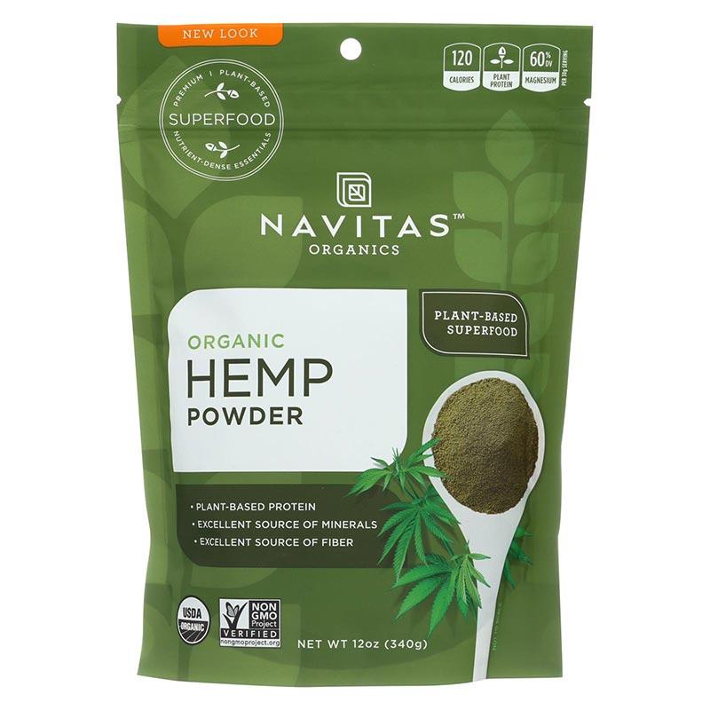 Navitas Naturals Organic Hemp Powder