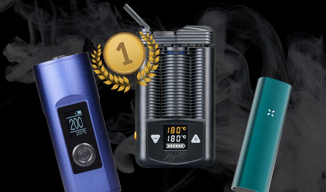 The 10 Best Portable Vaporizers of 2019