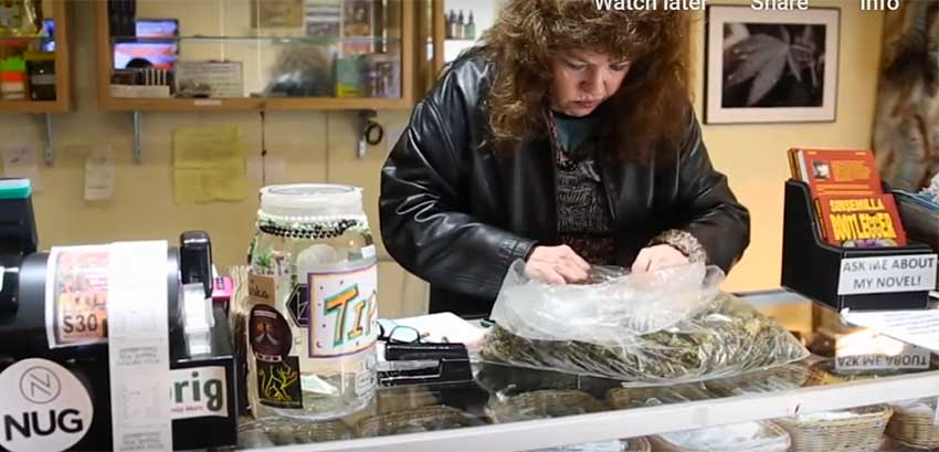 Video: The Godmother of Ganja