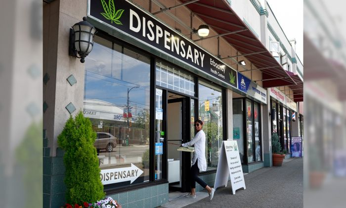 Difference Between A Marijuana Dispensary And A Liquor Store